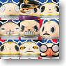 Game Characters Collection Mini [Persona 4] Re:Mix + Kumakore 12 pieces (PVC Figure)