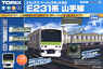 Basic Set SD Series E231-500 (Yamanote Line) III (Fine Track, Track Layout Pattern A) (Model Train)