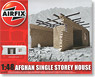 Afghan Single Storey House (Plastic model)