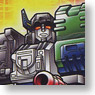 DX Transformers Gum 5pieces (Shokugan)