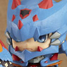 Nendoroid Hunter: Male Swordsman - Lagia X Edition (PVC Figure)