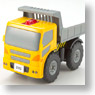 Infrared Light Control Chibikko Kensetsusya Dump Truck (RC Model)