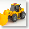 Infrared Light Control Chibikko Kensetsusya Wheel loader (RC Model)