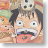 Comic Calendar 2013 One Piece (Wall-mounted) (Anime Toy)
