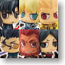 Petit Chara Land Fate/Zero  Chimitto Holy Grail War 10 pieces (PVC Figure)
