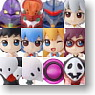 Chara Fortune Petit EVA Fortune Resurrection! Angels Fortune 12 pieces (PVC Figure)