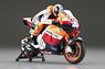 MINI-Z Moto Racer Repsol Honda RC212V 2011 No.26 Dani Pedrosa (RC Model)