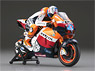 MINI-Z Moto Racer Repsol Honda RC212V 2011 No.27 Casey Stoner (RC Model)