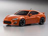 Miniz-Racer MR-03N-RM Body/Chassis Set TOYOTA 86 Metallic Orange (RC Model)