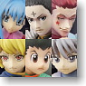 Chess Pieces Collection R Hunter x Hunter 6 pieces (PVC Figure)
