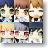 Nanokore Series Kono Naka ni Hitori, Imoto ga Iru! Collection Figure 8 pieces (PVC Figure)