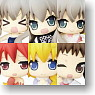 Nanokore Series Haiyore! Nyaruko-san Collection Figure 8 pieces (PVC Figure)