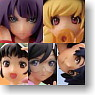 CapsuleQ Fraulein Bakemonogatari Vol.2 24 pieces (PVC Figure)