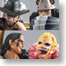 Chess Pieces Collection R One Piece Vol.3 6 pieces (PVC Figure)