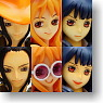 One Piece H.O.O.K. -Film Z- 6 pieces (PVC Figure)