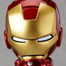 Nendoroid Iron Man Mark 7: Hero`s Edition (Completed)