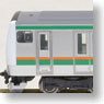 J.R. Suburban Train Series E233-3000 (Enhanced Deployment Version) (Basic A 3-Car Set) (Model Train)