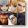 Chess Pieces Collection R Fate/Zero 6 pieces (PVC Figure)
