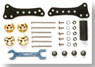GP459 AR Chassis Side Mass Damper Set (Mini 4WD)