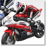 RC Bike Street Racer (Red)