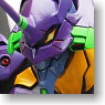 EVA Unit 01 Movie Color Edition High Spac Ver. (Eyes light emitting, Black Light, BGM) (Completed)