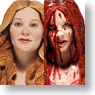 Carrie remake version / Carrie White 7inch Action Figure (2 Set) (Completed)