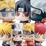 Petit Chara Land Naruto:Shippuden Summoning technique once again! 10 pieces (PVC Figure)