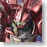 Carddas Masters Official Card Sleeve Collection 2013 Sinanju with bazooka (Card Sleeve)