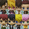 Color Collection B (Tales of School) 8 pieces (PVC Figure)