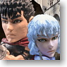 Chara-Heroes Berserk -Golden Age- 15 pieces (PVC Figure)