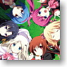 Little Busters! A3 Clear Poster Little Busters! (Anime Toy)