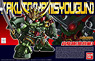 Legend BB Zakuto (Yami Shogun) (SD) (Gundam Model Kits)