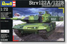 Strv 122A/122B Swedish Leopard 2 (Plastic model)
