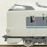 J.R. Limited Express Series 287 `Kuroshio` (Basic A 3-Car Set) (Model Train)