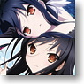 Accel World Kuroyukihime Cushion Cover (Anime Toy)
