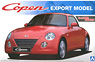 Copen `Export Model` (Model Car)