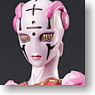Super Figure Action [JoJo`s Bizarre Adventure] Part V 52.Spice Girl (Hirohiko Araki Specify Color) (PVC Figure)