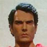 Superman Man of Steel / Superman 1/4 Action Figure (Completed)