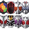 Kamen Rider Wizard Wizard Ring 9 8 pieces (Shokugan)