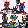 HDM Sozetsu Kamen Rider Power of Dragons Dwell 10 pieces (Shokugan)