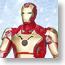 Iron Man 3 - Hasbro Action Figure: 10 Inch / Arc Strike - Iron Man Mark 42 (Completed)