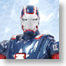Iron Man 3 - Hasbro Action Figure: 10 Inch / Arc Strike - Iron Patriot (Completed)