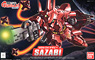 Sazabi (SD) (Gundam Model Kits)