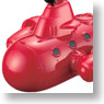 Red submarine (RC Model)