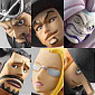Chess Pieces Collection R One Piece Vol.4 6 pieces (PVC Figure)