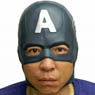 Avengers / Captein America Mask (Completed)