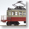 (HOe) Tochio Electric Railway Electric Car Moha209 II (Unassembled Kit) (Model Train)