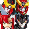 Revoltech Gurren-lagann Set Series No.EX (Completed)