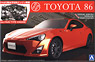 TOYOTA 86 `12 w/Engine (Model Car)