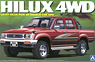 LN107 Hilux Pickup Double Cab 4WD (Model Car)